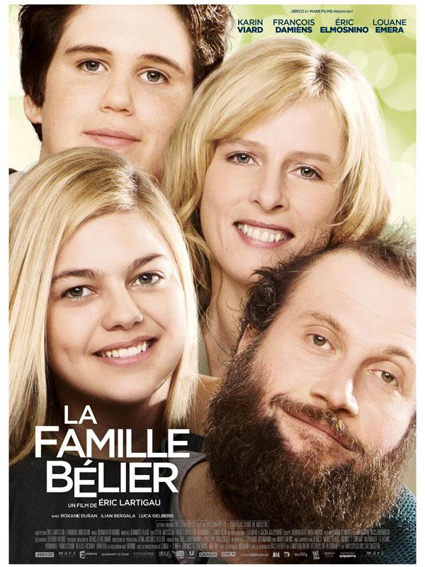 Cinéma en plein air La famille Bélier