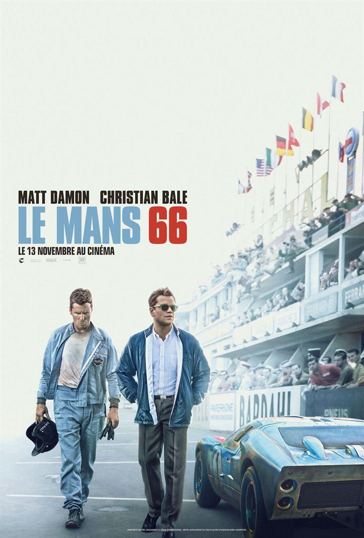 Le Mans 66 cinéma en plein air Changé