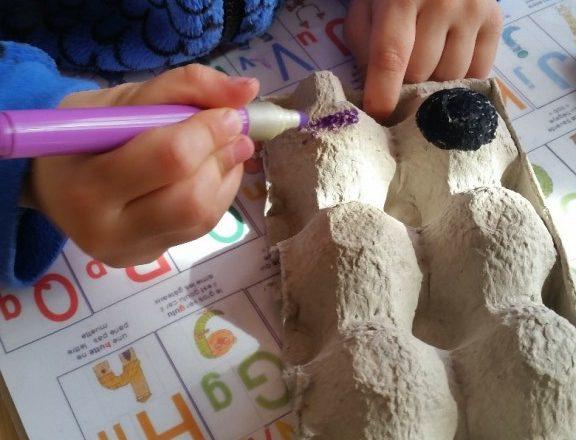 activité pour les petits