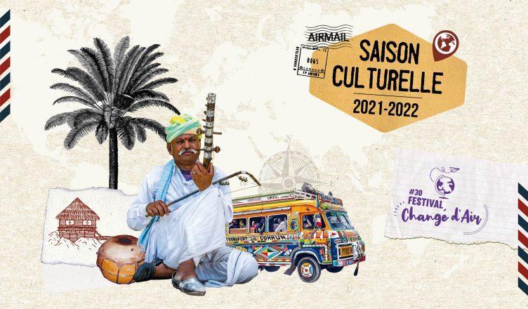 Saison culturelle 2021 2022